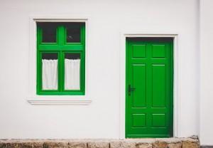puerta segura